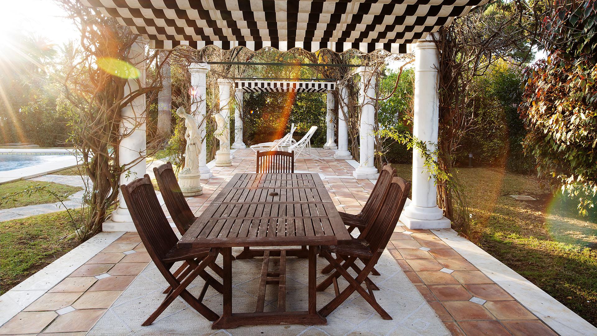 Villa Orquidea: Beautiful classic villa close to the beach in Marbella