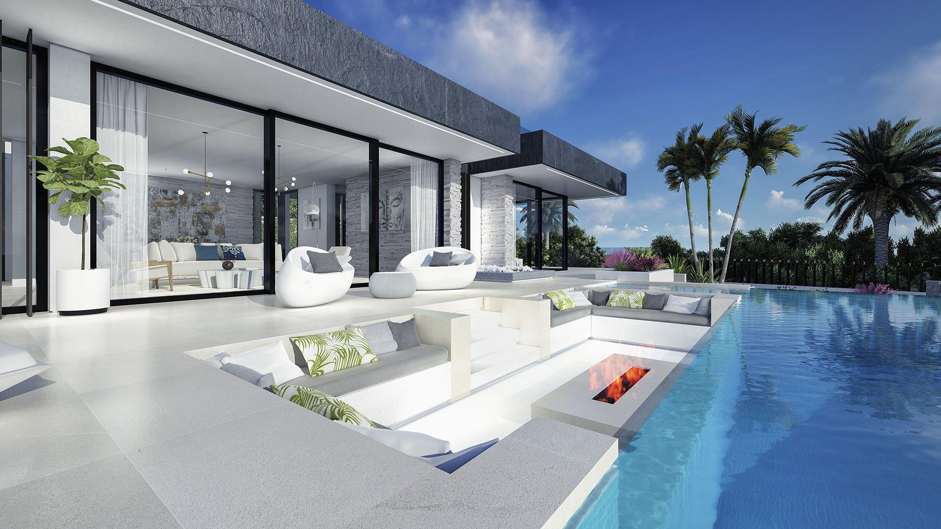 Villa Sara : Exclusieve villa te Benahavis