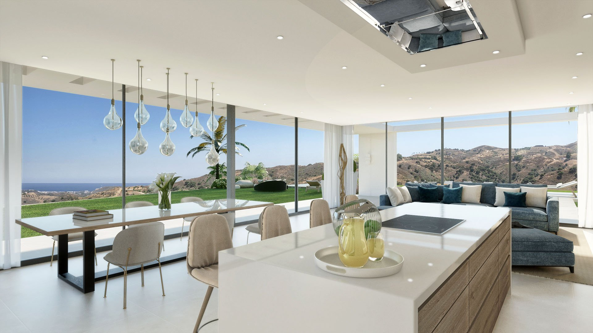 Villa Cala Golf 43: Modern golf villa in La Cala Golf