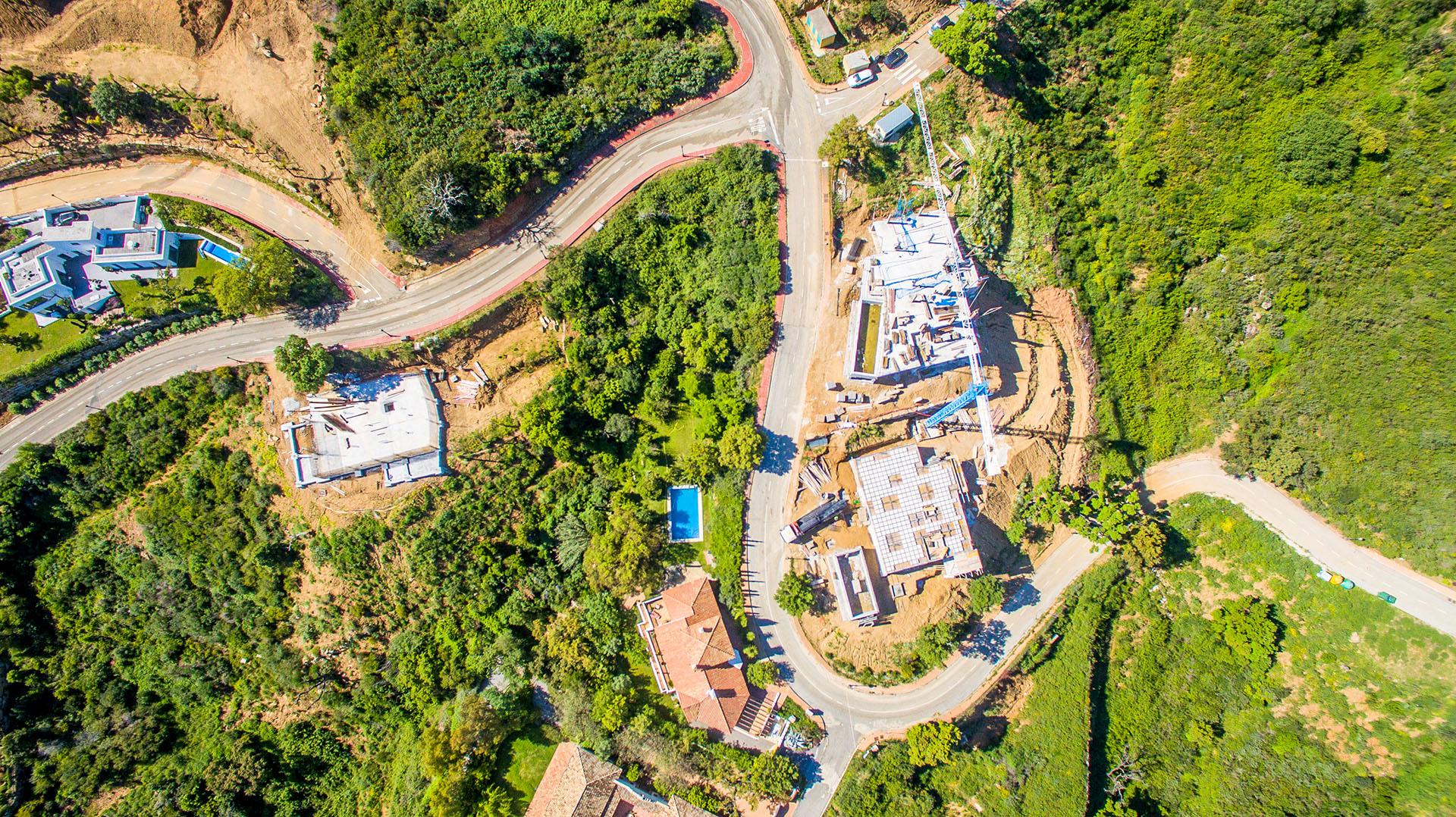 Villa La Mairena 7-B: Villa te koop met indrukwekkend uitzicht te Mairena