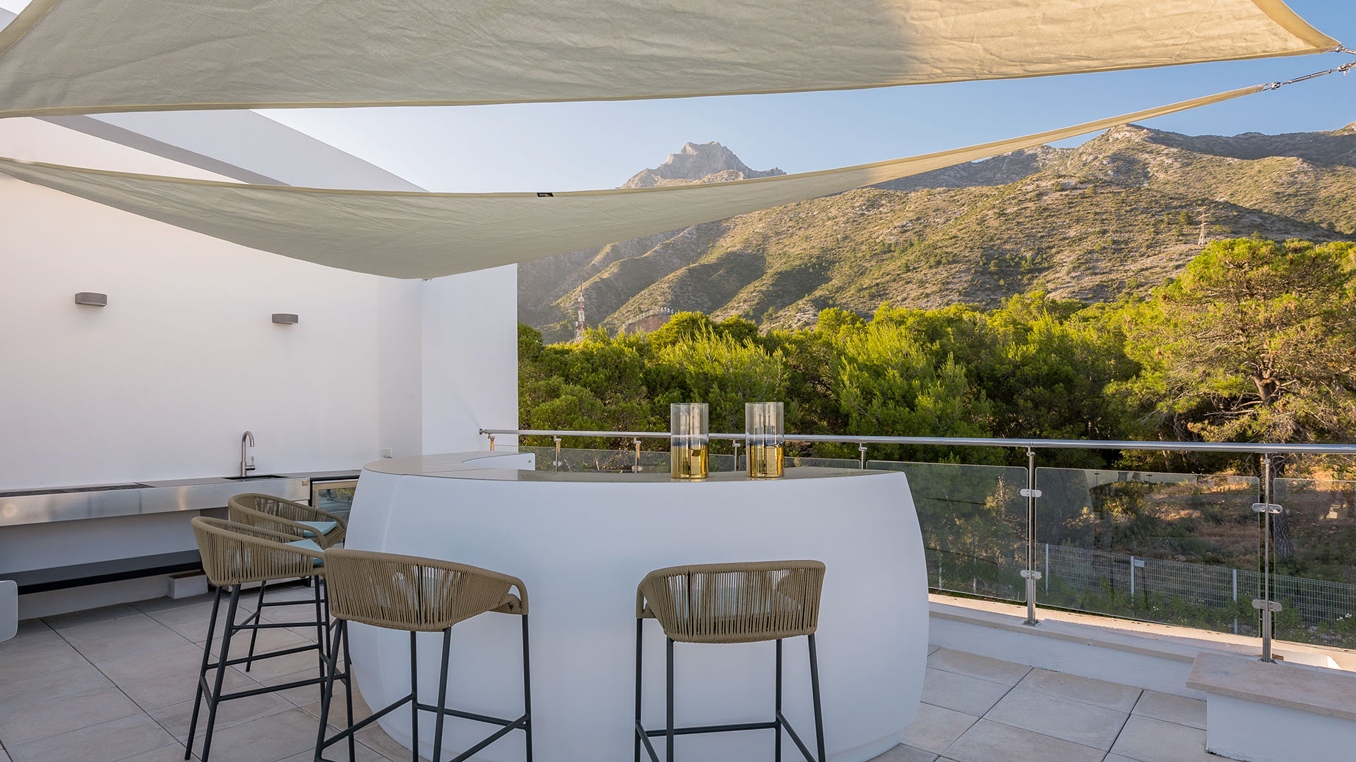 Altius 5: Magnificent house in Marbella with breathtaking views