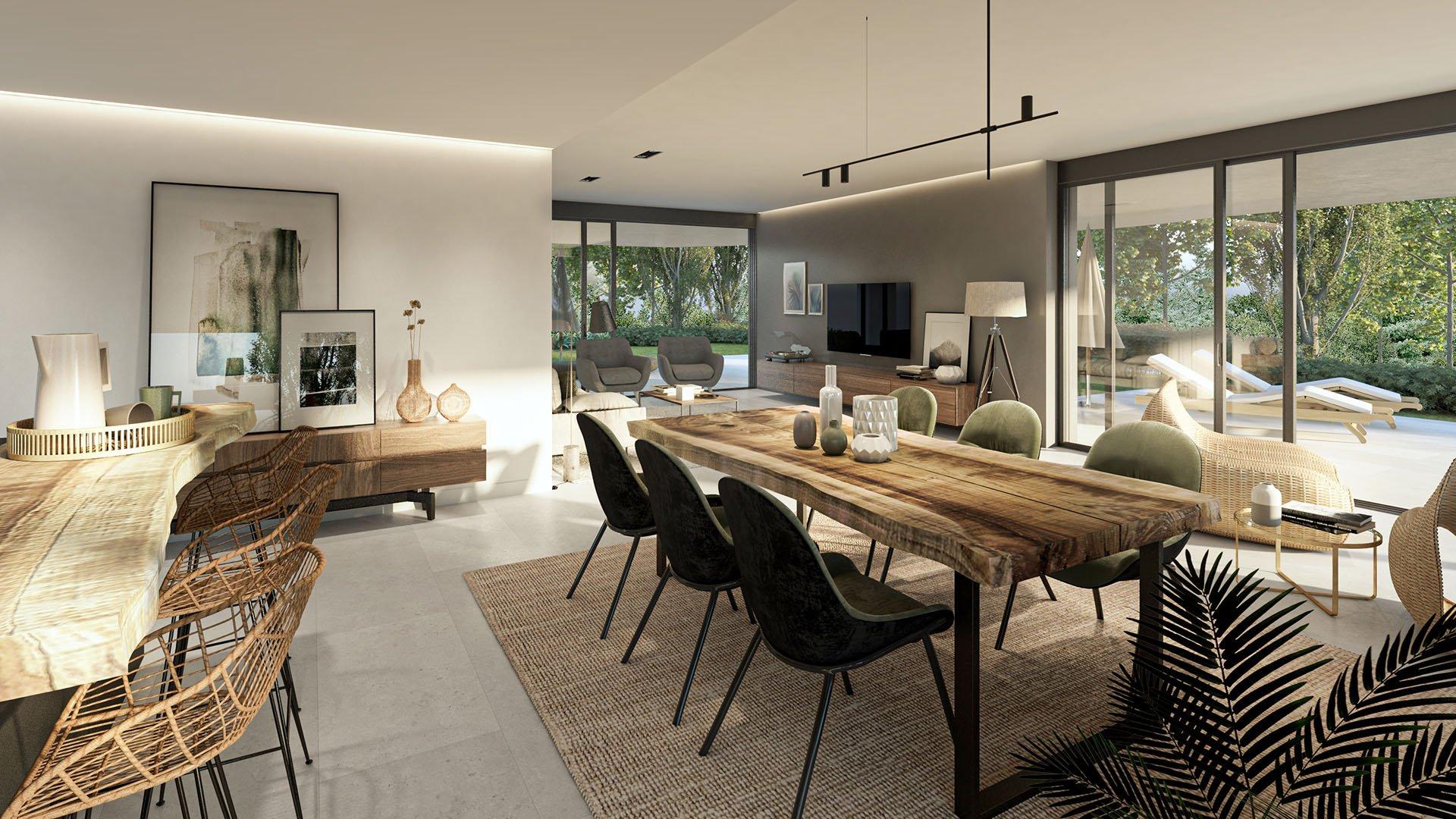 Village Verde: Luxe appartementen in de prestigieuze La Reserva Club in Sotogrande