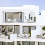 Modern apartments and penthouses