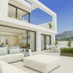 Moderne appartementen en penthouses